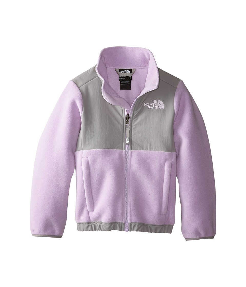 The North Face Kids - Denali Jacket (Little Kids/Big Kids) (Recycled Bloom Purple) Girl's Coat
