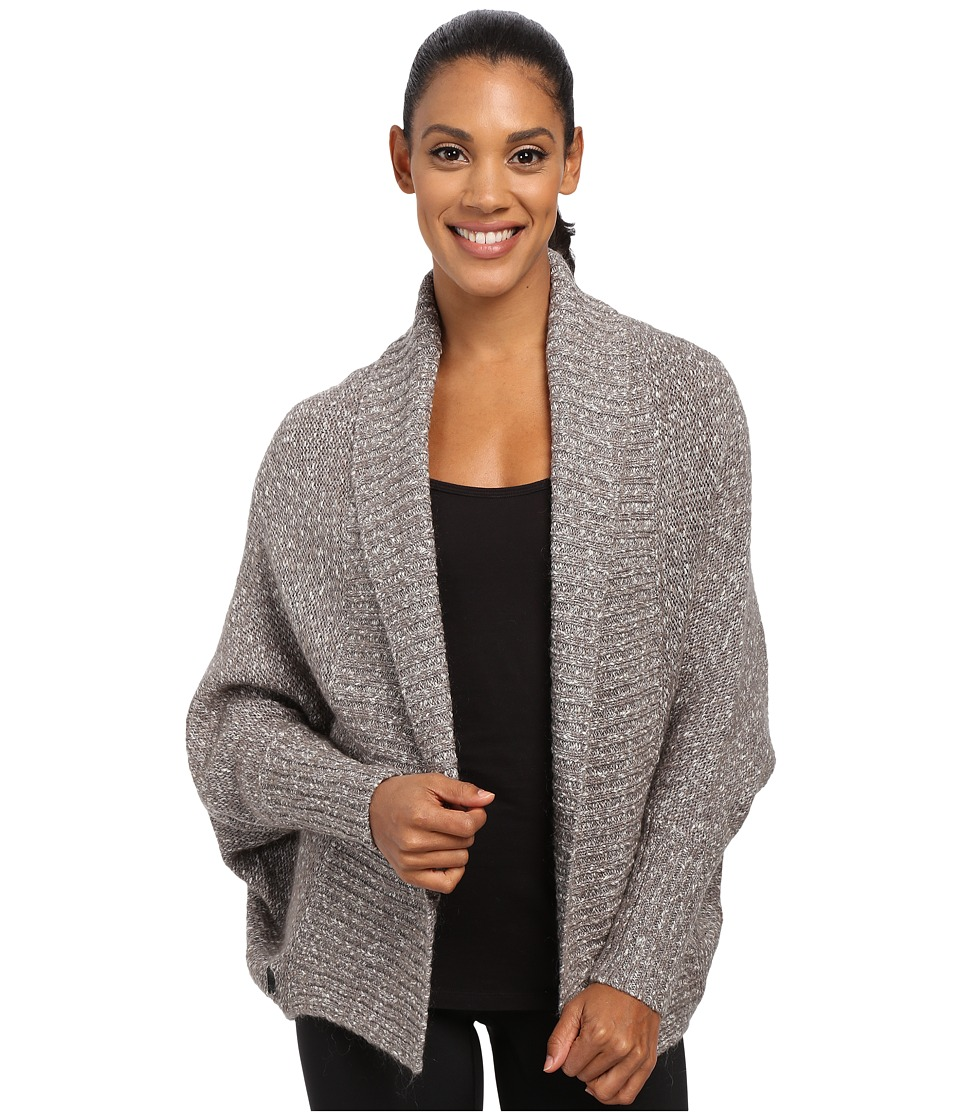 Lole - Tora Cardigan (Dark Charcoal) Women's Sweater
