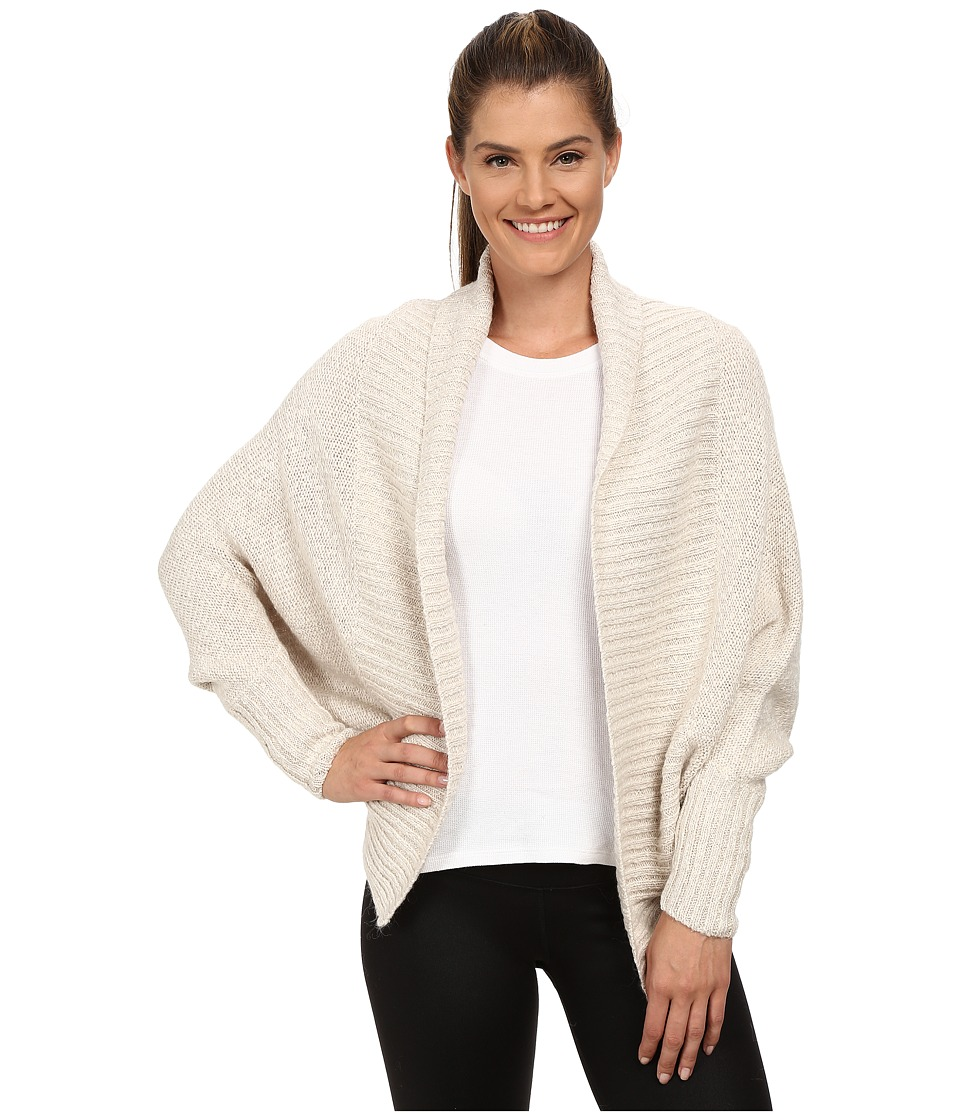 Lole - Tora Cardigan (Silver Gray) Women's Sweater