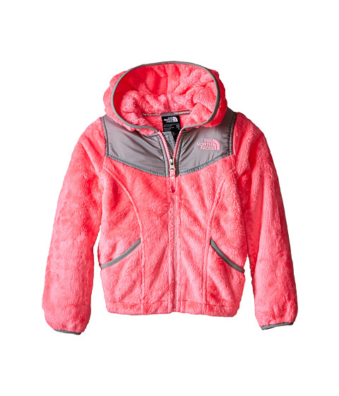 The North Face Kids - Oso Hoodie (Little Kids/Big Kids) (Gem Pink) Girl's Fleece