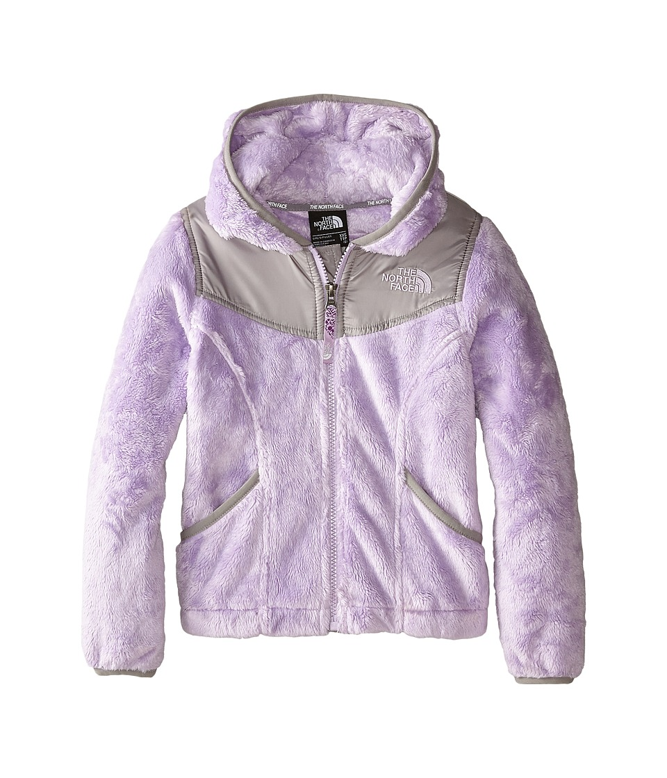 The North Face Kids - Oso Hoodie (Little Kids/Big Kids) (Bloom Purple) Girl's Fleece