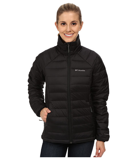 Columbia - Platinum Plus 860 TurboDown Jacket (Black) Women