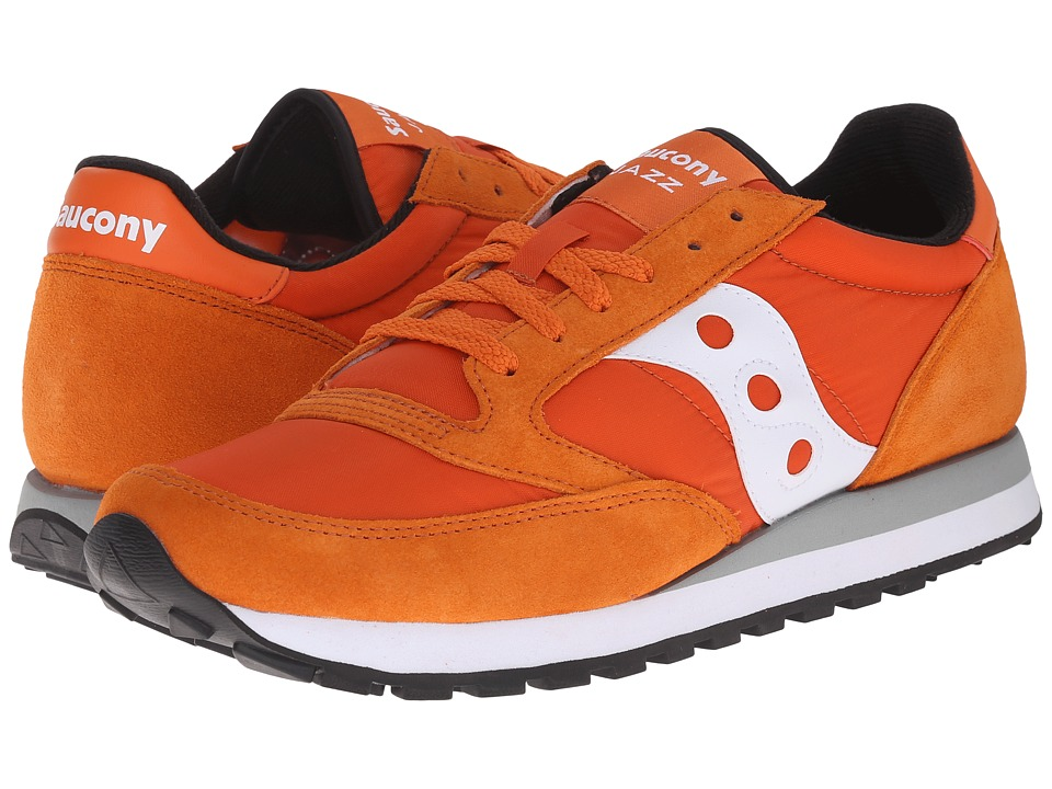 Saucony Originals - Jazz Original (Orange 1) Men