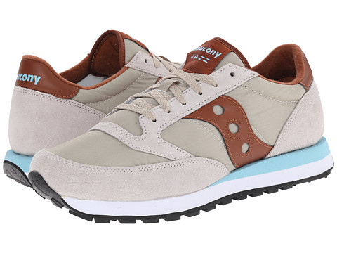 Saucony Originals - Jazz Original (Light Tan/Brown) Men