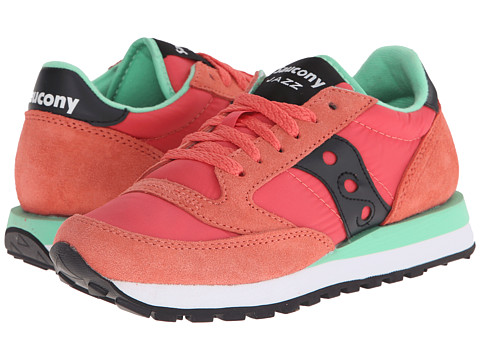 Saucony Originals - Jazz Original (Pink/Mint) Women's Classic Shoes