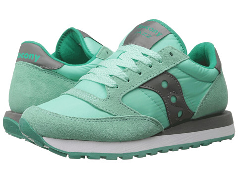 Saucony Originals - Jazz Original (Mint) Women's Classic Shoes