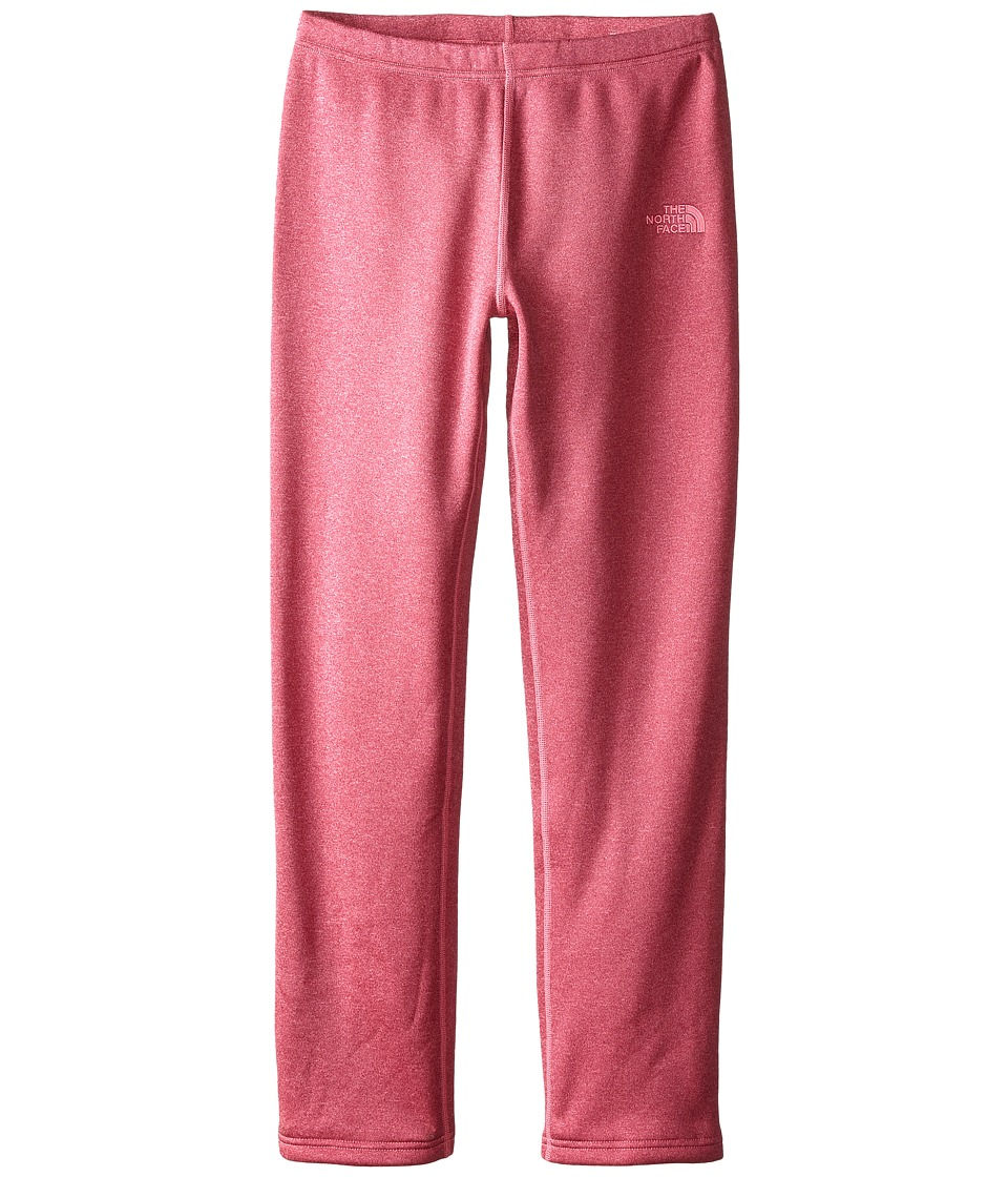 The North Face Kids - HW Agave Legging (Little Kids/Big Kids) (Luminous Pink) Girl's Casual Pants