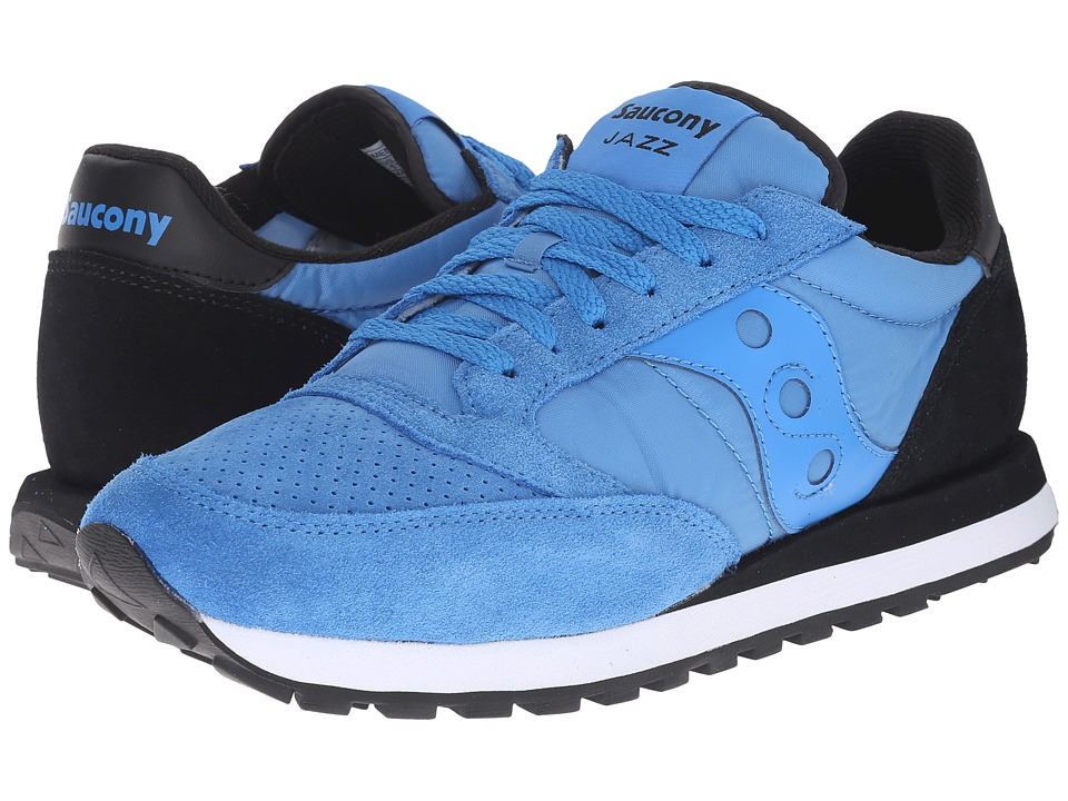 Saucony Originals - Jazz O ST (Blue/Black) Men's Classic Shoes
