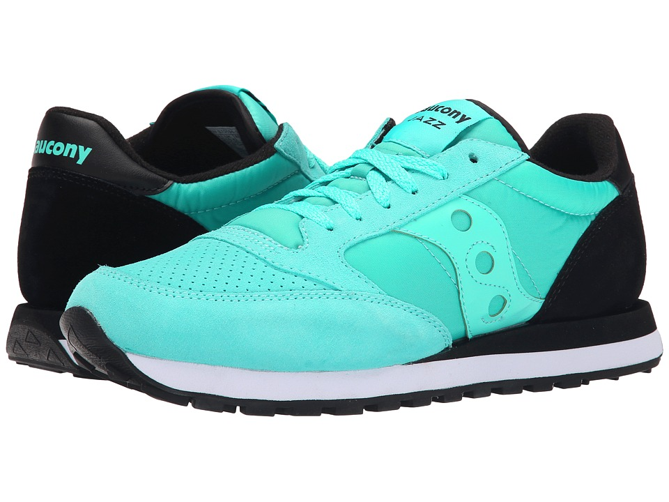 Saucony Originals - Jazz O ST (Mint/Black) Men's Classic Shoes