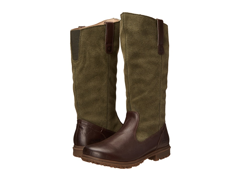 Bogs - Bobby Tall (Brown) Women's Rain Boots