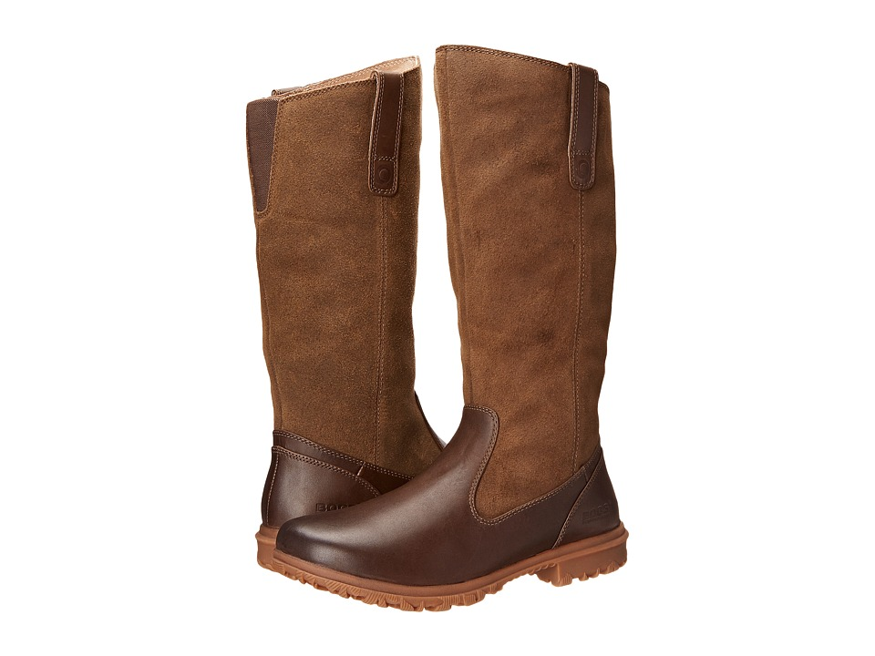 Bogs Bobby Tall (Cocoa) Women