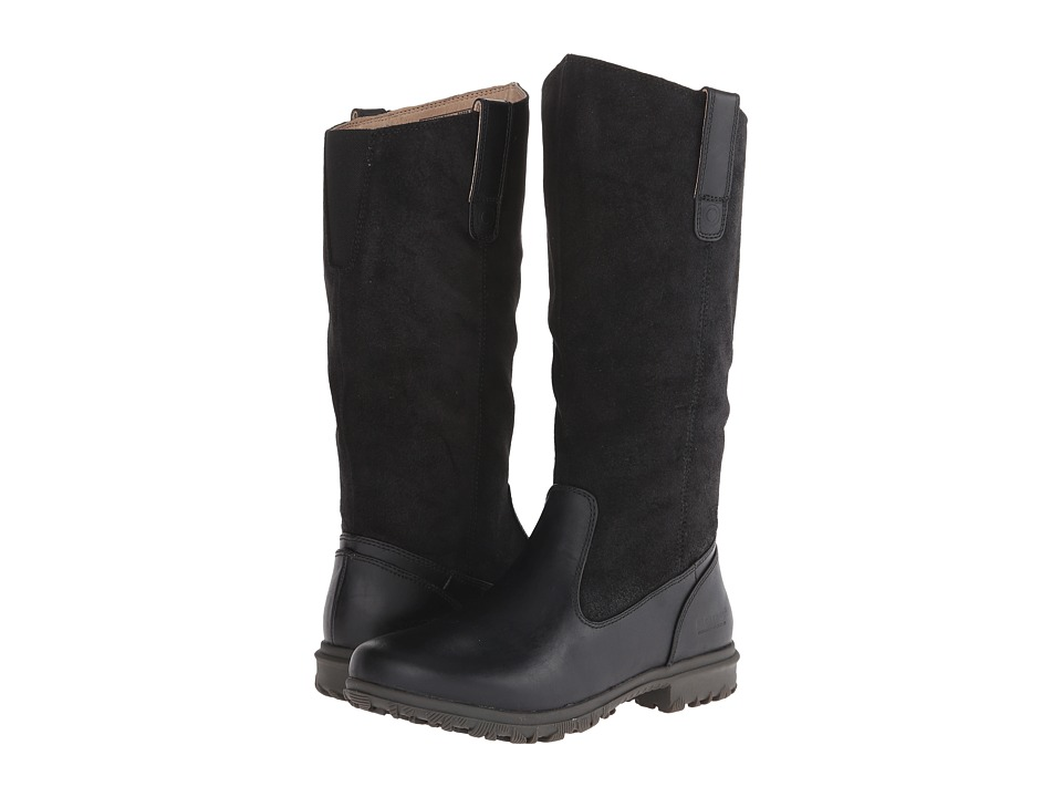 Bogs Bobby Tall (Black) Women