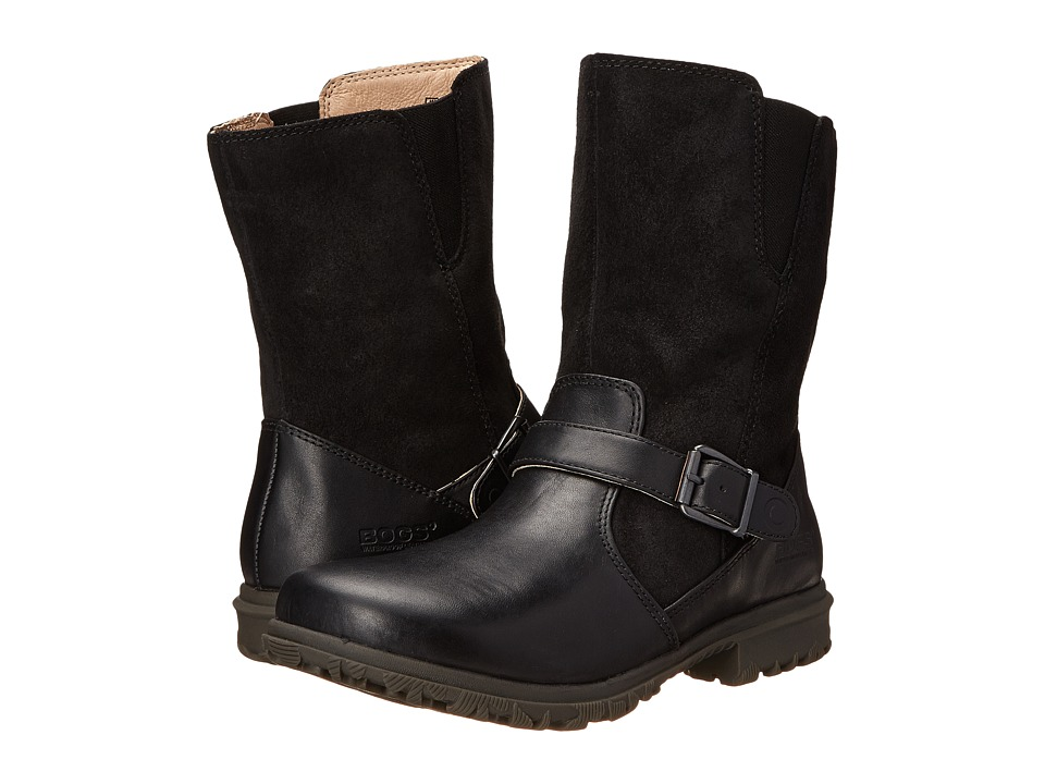 Bogs - Bobby Mid (Black) Women's Rain Boots