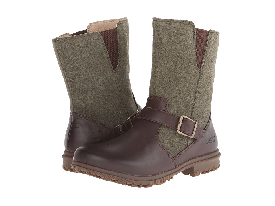 Bogs Bobby Mid (Brown) Women