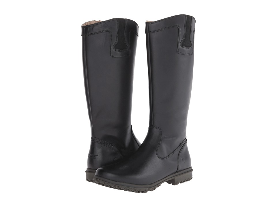Bogs Pearl Tall Boot (Ebony) Women