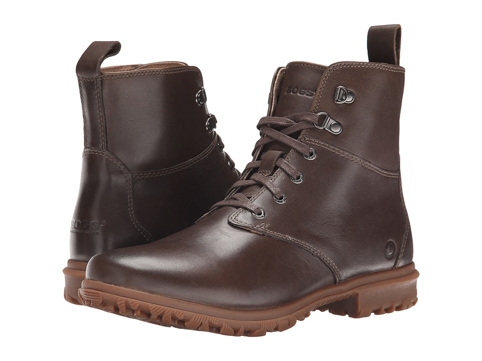 Bogs - Pearl Lace Boot (Chocolate) Women