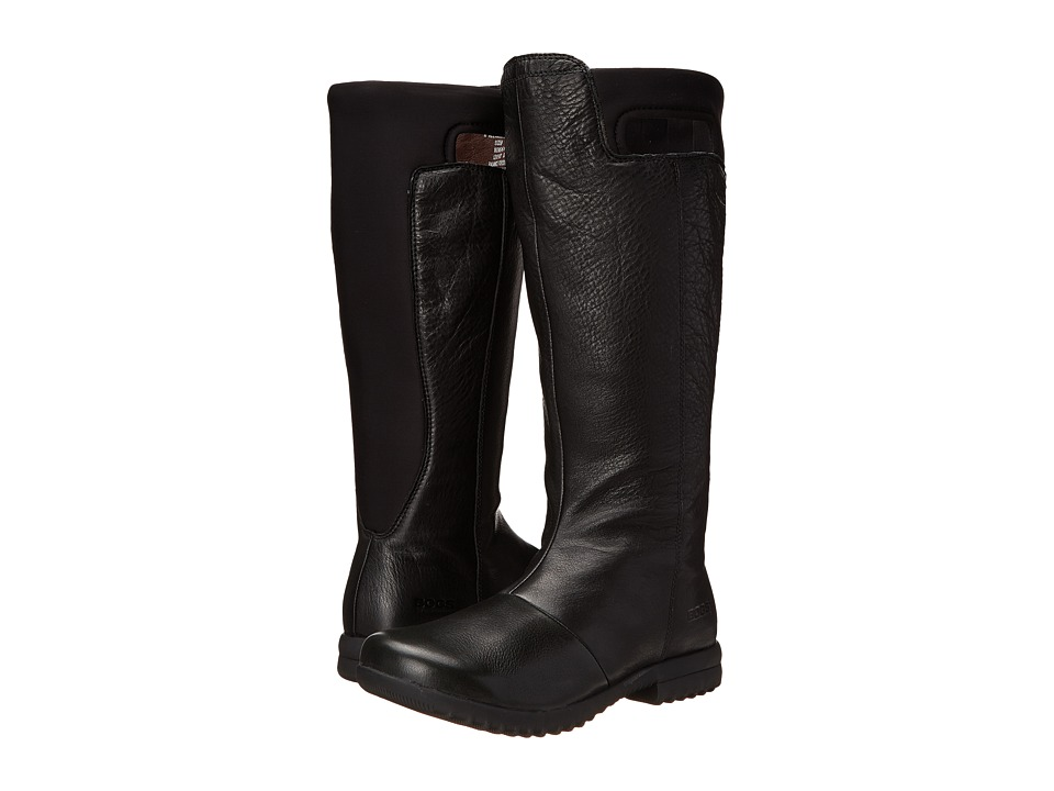 Bogs - Alexandria Tall Wide Calf Boot (Black) Women
