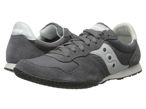 Saucony Originals - Bullet (Charcoal/Light Grey) Men's Classic Shoes