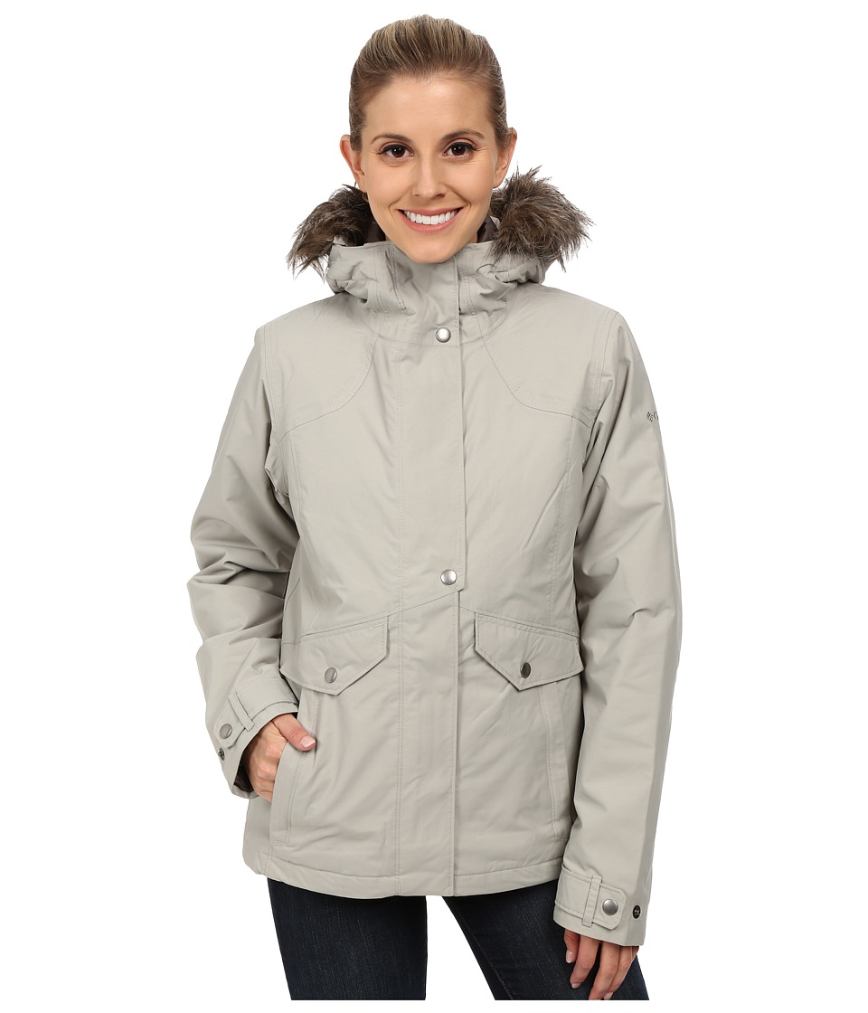Columbia - Sunset Vista Interchange Jacket (Flint Grey) Women's Coat