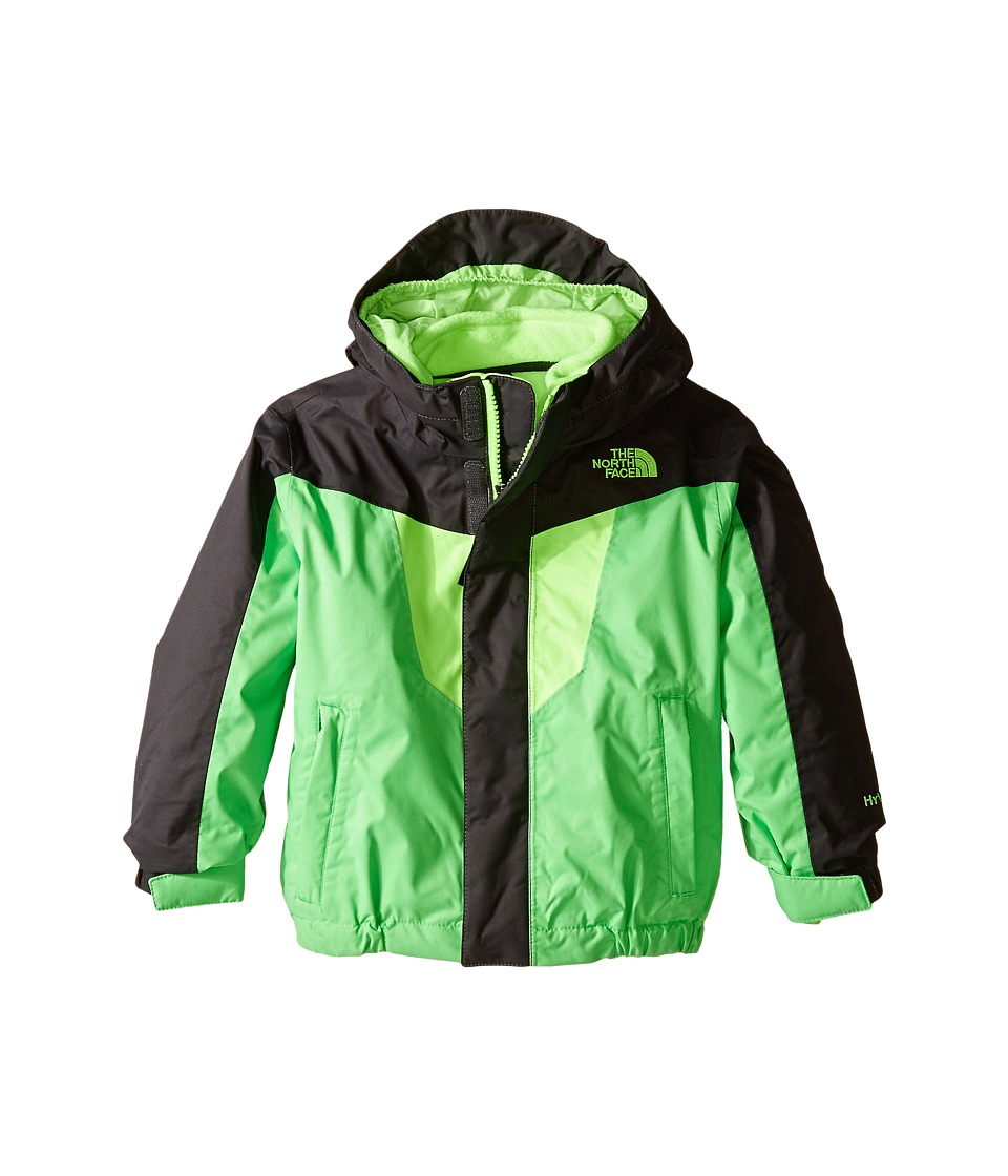 The North Face Kids - Vortex Triclimate Jacket (Toddler) (Krypton Green) Boy's Coat