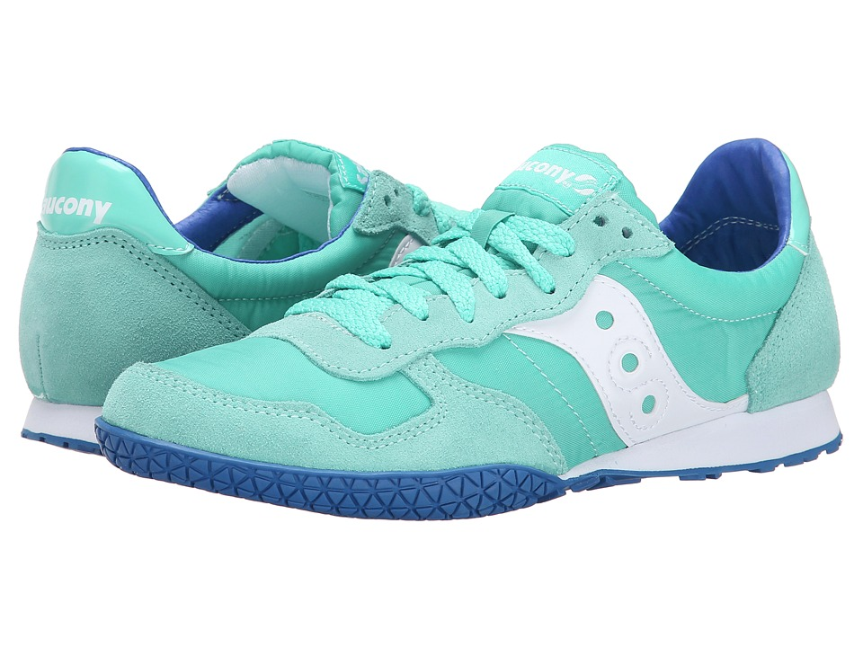 Saucony Originals - Bullet (Mint/Blue) Women's Classic Shoes