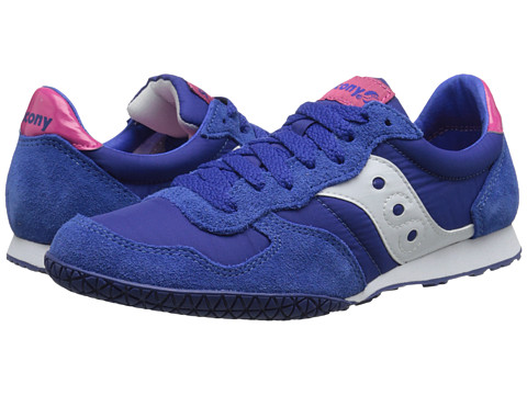 Saucony Originals - Bullet (Blue/White) Women's Classic Shoes