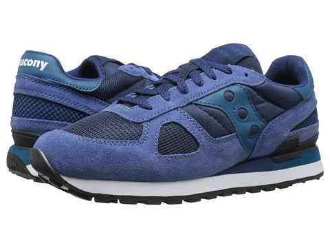 Saucony Originals - Shadow Original (Blue) Men's Classic Shoes