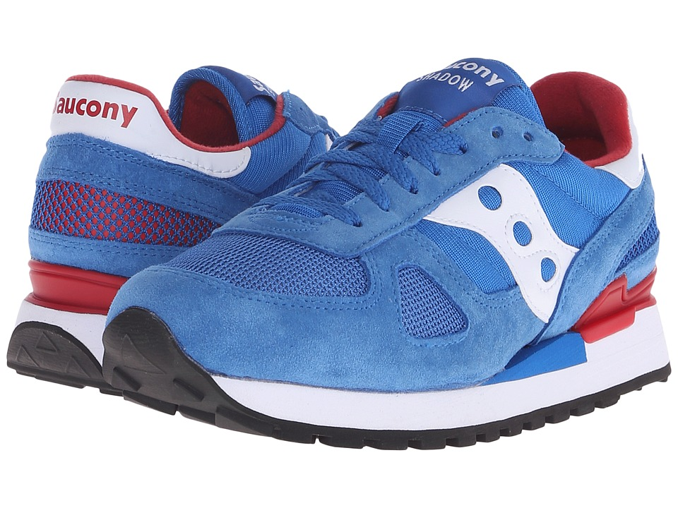 Saucony Originals - Shadow Original (Blue/White) Men's Classic Shoes