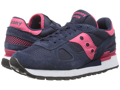 Saucony Originals - Shadow Original (Navy/Pink) Women's Classic Shoes