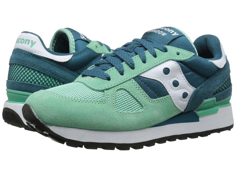 Saucony Originals - Shadow Original - Sushi Pack (Green/Teal) Women's Classic Shoes