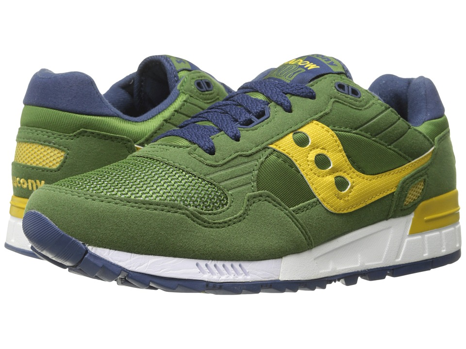 Saucony Originals - Shadow 5000 (Green) Men's Classic Shoes
