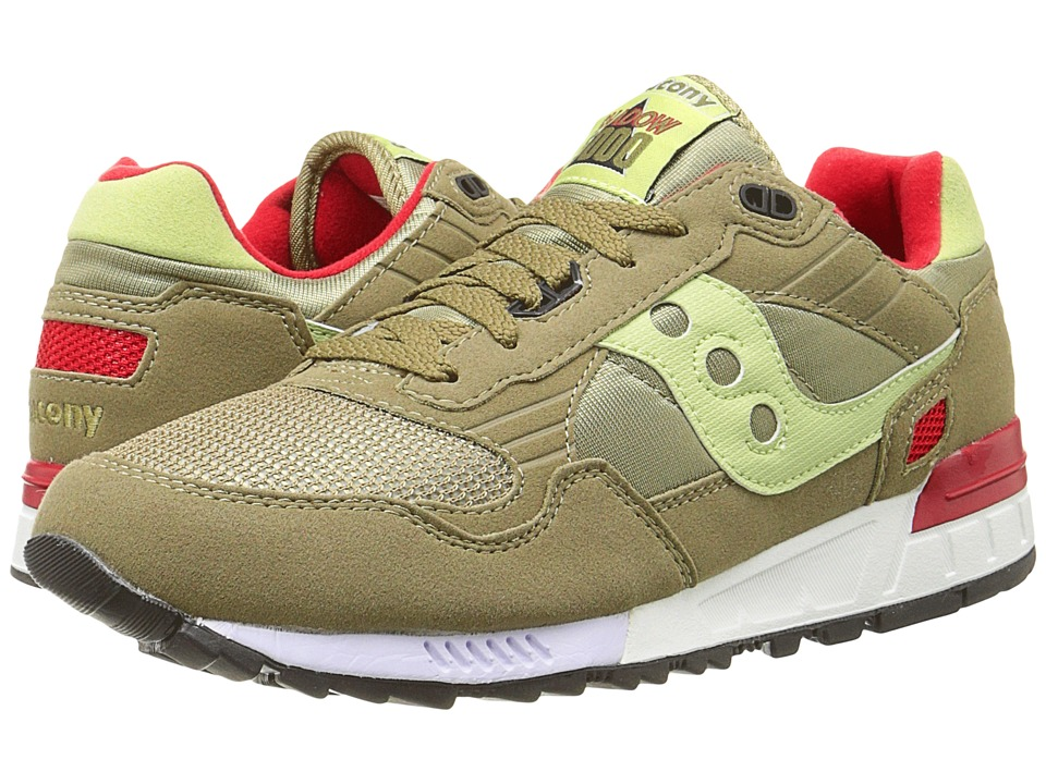 Saucony Originals - Shadow 5000 (Olive) Men's Classic Shoes