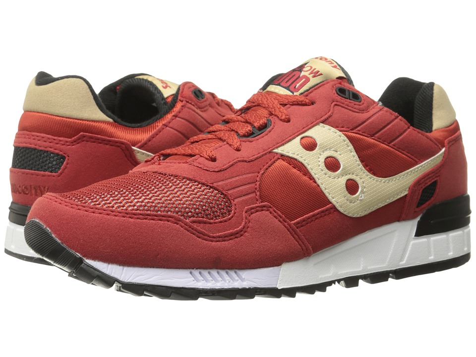 Saucony Originals - Shadow 5000 (Red) Men's Classic Shoes