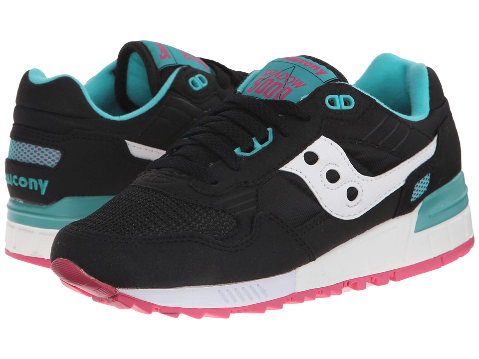 Saucony Originals - Shadow 5000 (Black 1) Women's Classic Shoes