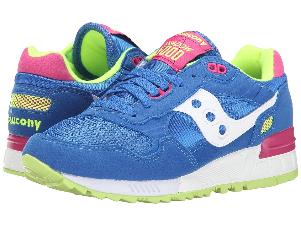Saucony Originals - Shadow 5000 (Blue) Women's Classic Shoes