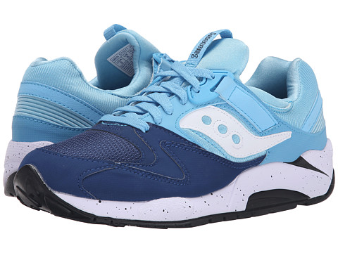 Saucony Originals - Grid 9000 (Navy/Blue) Men's Classic Shoes