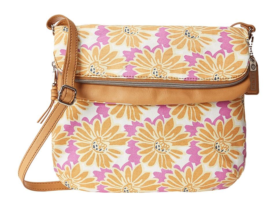 Relic - Cora Crossbody (Bright Flower Patch) Cross Body Handbags