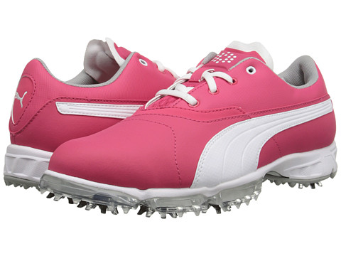 PUMA Golf - Biopro (Raspberry/White) Women