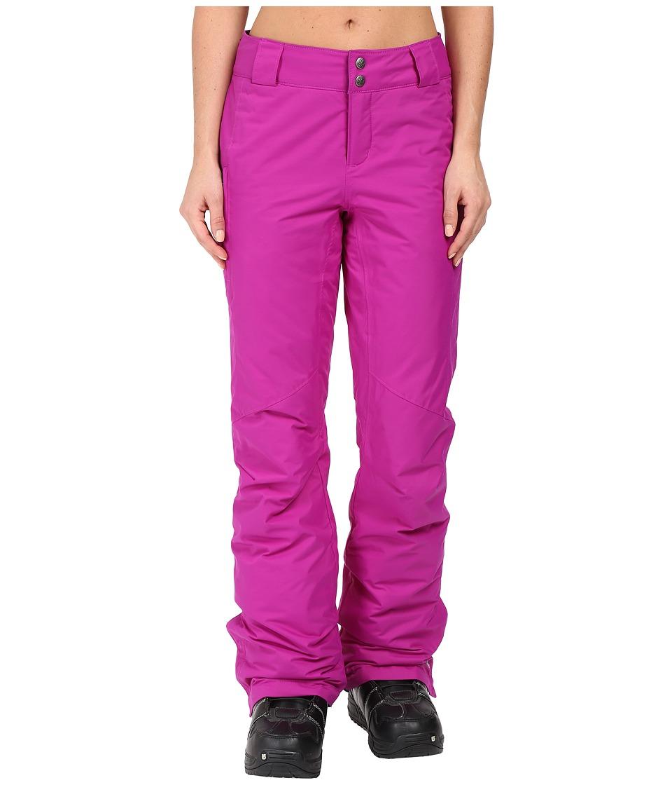 Columbia - Bugaboo Pant (Bright Plum) Women's Outerwear