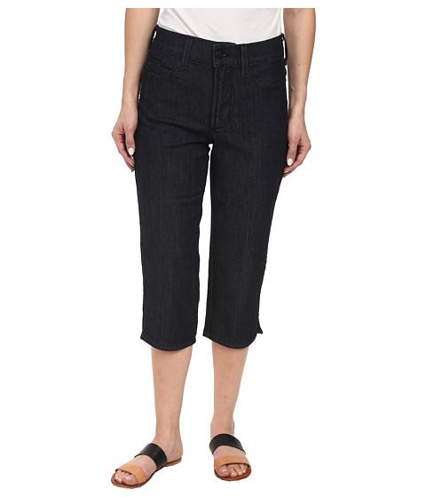 NYDJ Petite - Petite Bella Crop in Dark Enzyme (Dark Enzyme) Women's Jeans