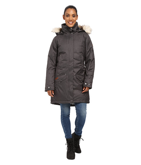 Columbia - Alpine Escape Jacket (Black) Women's Coat