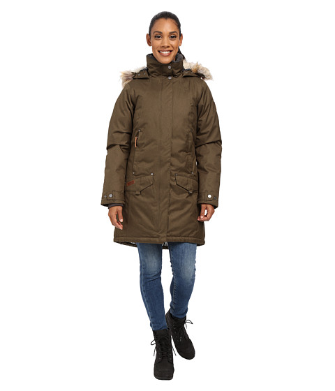 Columbia - Alpine Escape Jacket (Peatmoss) Women's Coat