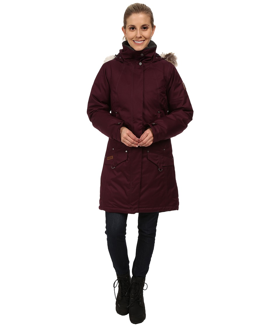 Columbia - Alpine Escape Jacket (Purple Dahlia) Women
