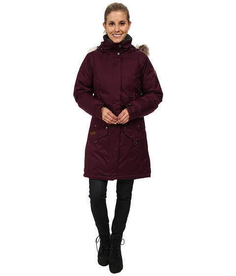 Columbia - Alpine Escape Jacket (Purple Dahlia) Women's Coat