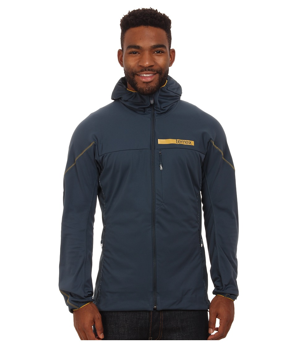 adidas Outdoor - Terrex Fast Jacket (Midnight) Men's Coat