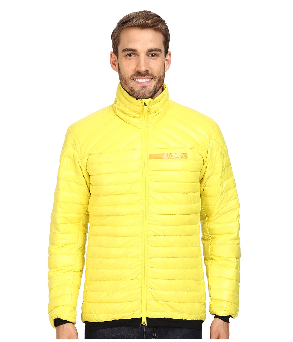 adidas Outdoor - Terrex Downblaze Jacket (Bright Yellow) Men's Jacket