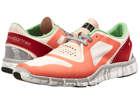 adidas by Stella McCartney - Adipure (Pale Pink/Toasted Orange/Runner Red) Women's Lace up casual Shoes