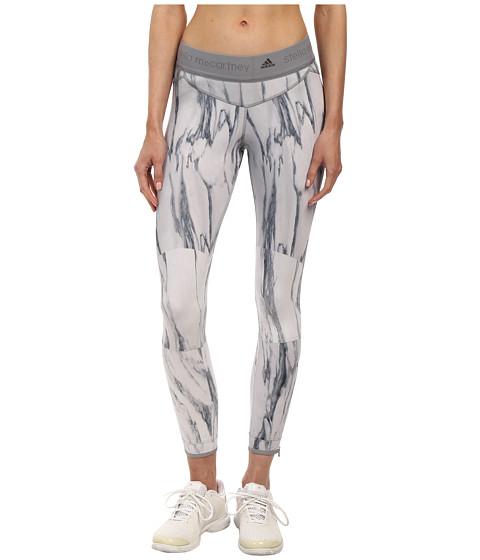 adidas by Stella McCartney - Running Print Tight S16091 (Ice Grey/Multicolor) Women