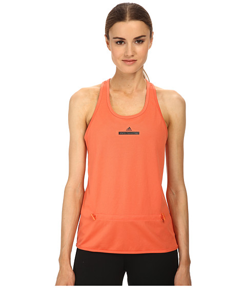 adidas by Stella McCartney - Studio Loose Tank Top A99132 (Toasted Orange) Women's Workout