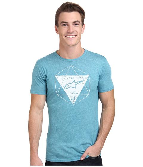 Alpinestars - Hydra Tee (Aqua) Men's T Shirt